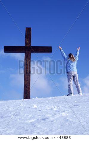 The Cross On The Ridge