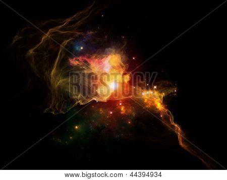Nebulae Visualization