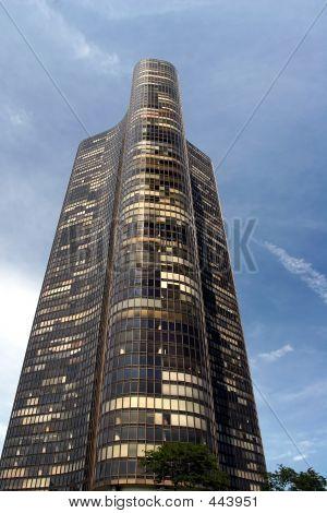 Skyscraper In Chicago 3