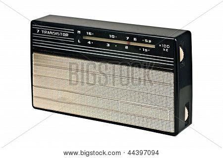 Vintage Transistor Radio Recevier