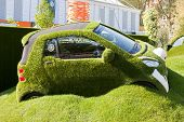 Chelsea Flower Show - The Easibug Car