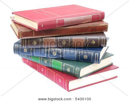Book's Pile 02