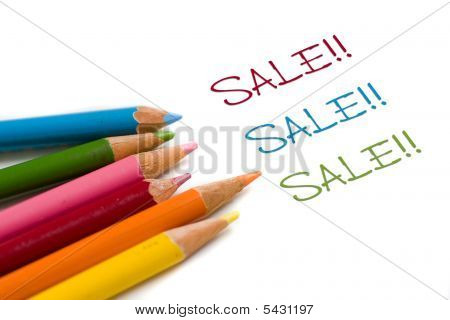 Color Pencil With Special Sale Deal