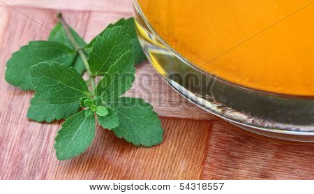 Stevia With Juice