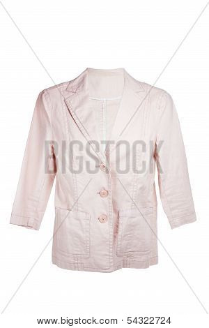 Lady's Jacket