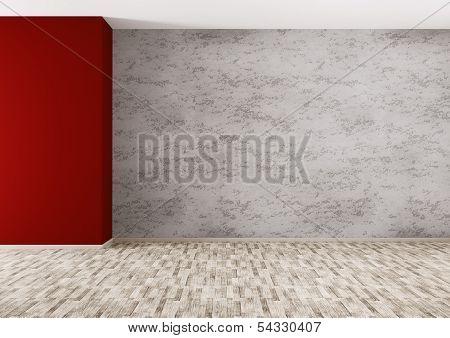 Empty Interior Of Room