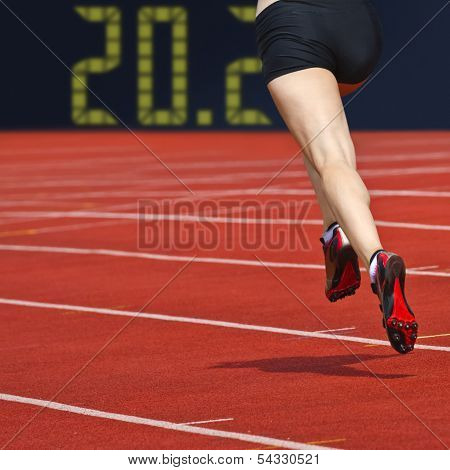 Female Sprint