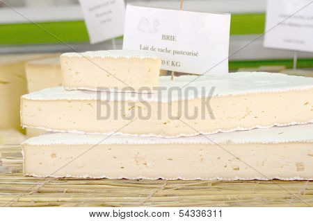 Stack of France Cheese