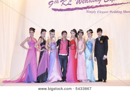 Fashion Show By Keith Kee