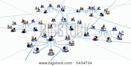 Computer Users, Network