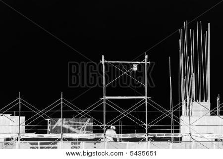 Under Construction Building