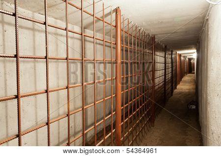 Underground Passage In Tobolsk Prison Castle