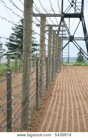 Obstacles On Border