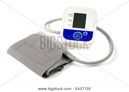 Automatic Blood-pressure Meter