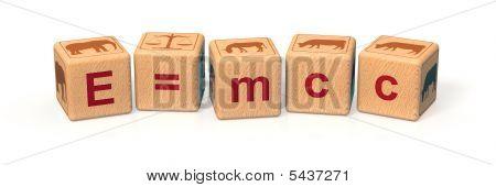 E=mcc
