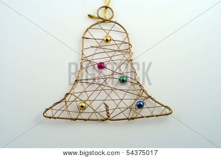 Bell Christmas Decoration