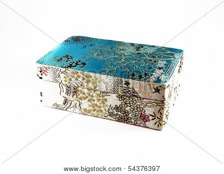 Patterned Jewellery Box