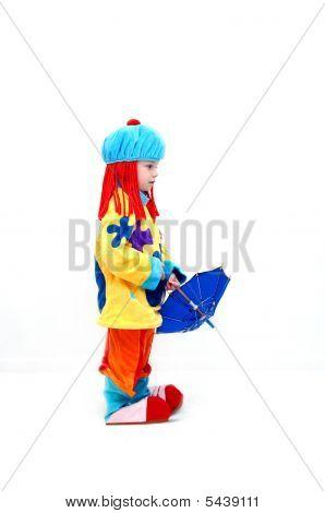 Anxious Clown