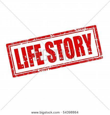 Life Story-stamp