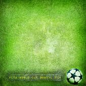 picture of olympic-games  - Grunge background Brazil 2014 - JPG