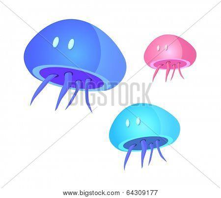 icon jellyfish