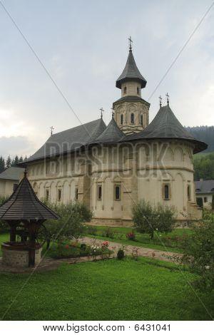 El monasterio de Putna