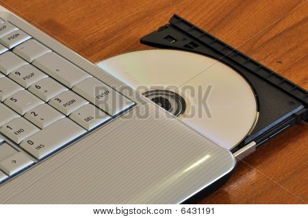 Laptop And Disk