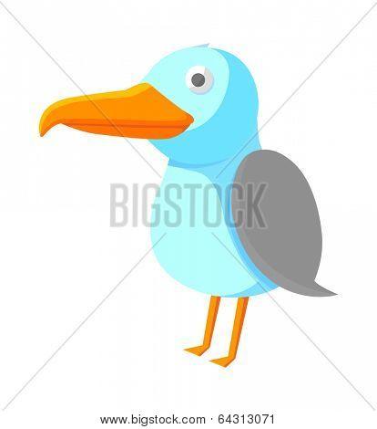 icon seagull