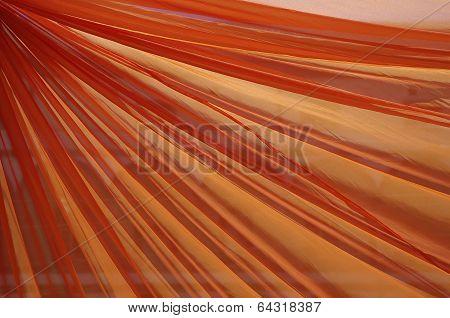 orange drap