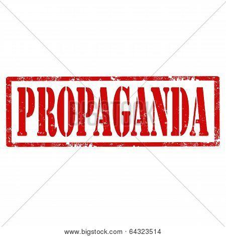 Propaganda-stamp