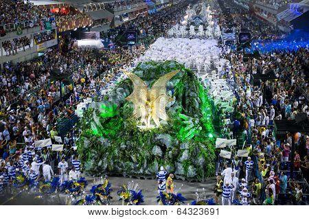 Carnival 2014 - Rio de Janeiro
