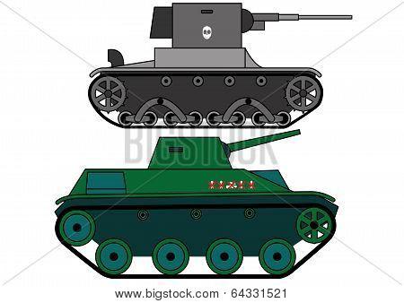 Tanks 7