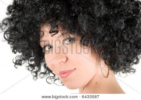 Frizzy Woman