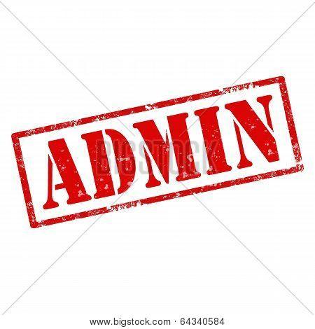 Admin-stamp