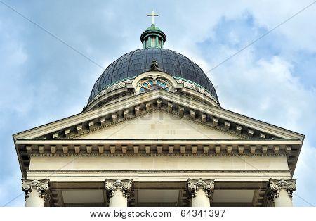 Church from Zurich