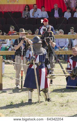 Female Medieval Fighter