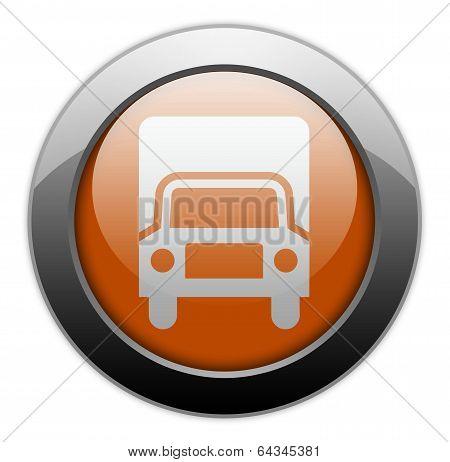 Icon, Button, Pictogram Trucks