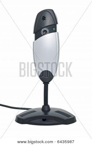 Webcamera & Microphone