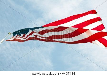 American Flag 016
