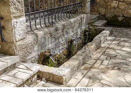 Source Of San Juan, Banos De Cerrato