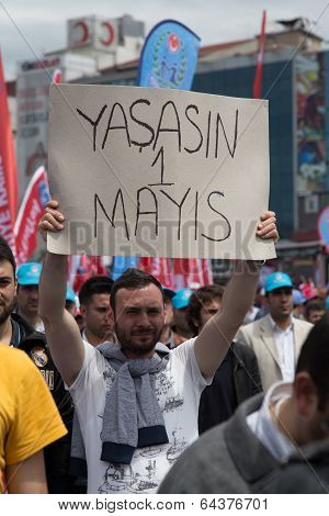 May 1 In Istanbul