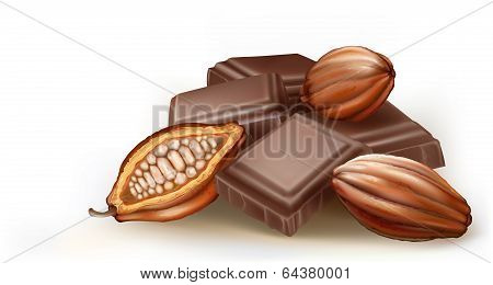 Chocolate And Cacao