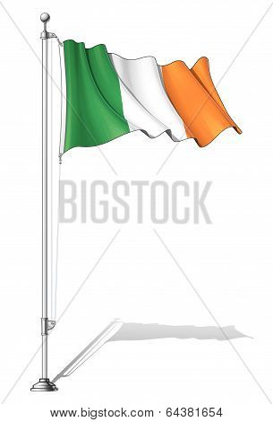 Flag Pole Ireland