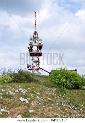 big television transmitter