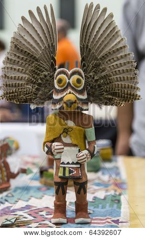 Traditional Hopi Kachina Doll