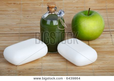 Soap And Apple