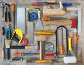 image of carpentry  - Various carpentry - JPG