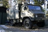 Military Truck poster