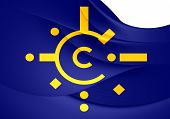 image of free-trade  - Flag of Central European Free Trade Agreement - JPG