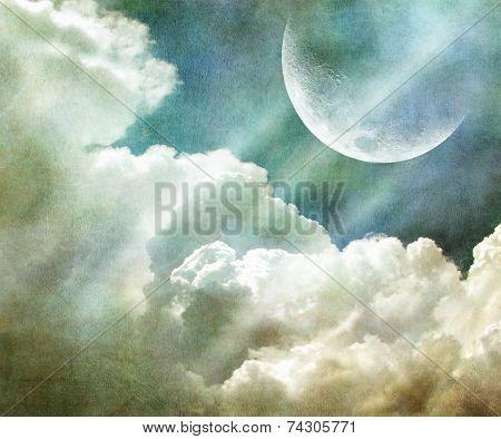 Grundge Sky